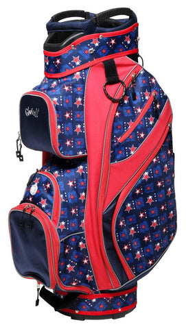 GloveIt 2021 Starz 15-Way Golf Bag