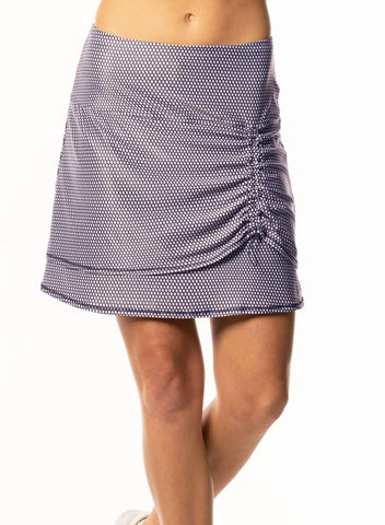 Lucky in Love Rio Ruche Skort (Long) - Gals on and off the Green
