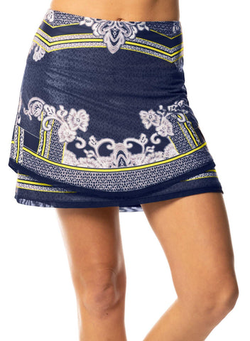 Lucky in Love Lace Yourself Skort (Short)