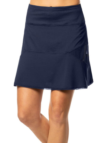Lucky in Love Lace Yourself Mix It Up Skort (Long)
