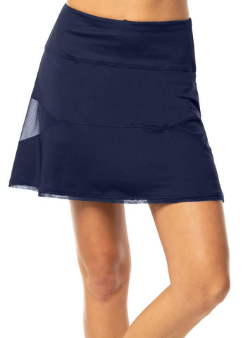 Lucky in Love Lace Yourself Mix It Up Skort (Short)