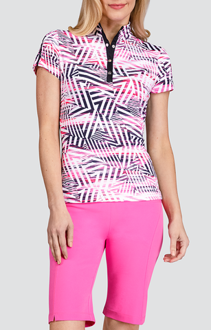 Tail Code Pink Christina Polo
