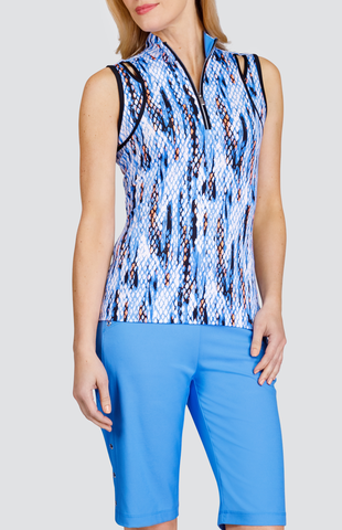 Tail Stargaze Haylee Sleeveless Polo