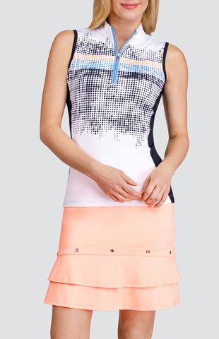 Tail Stargaze Aspen Sleeveless Polo