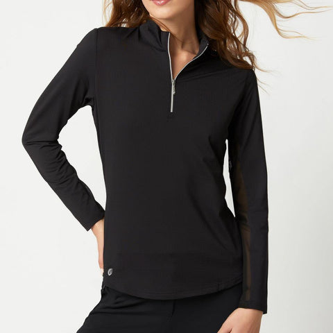 GGBlue Georgia Long Sleeve Black