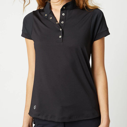 GGBlue Jolene Short Sleeve Black