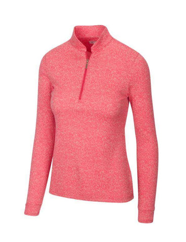 Greg Norman Metropolis Sonora 1/4 Zip Pullover - Gals on and off the Green
