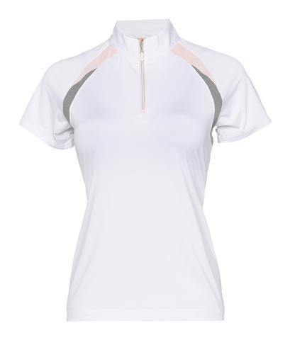 Sport Haley Blush Zoe Polo