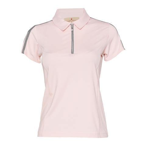 Sport Haley Blush Adrienne Polo