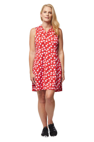 Sport Haley Hamptons Sleeveless Flora Dress