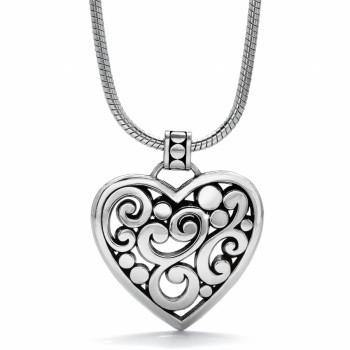 Brighton | Contempo Heart Necklace