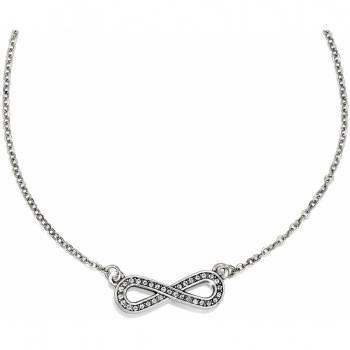 Brighton | Starry Night Infinity Necklace