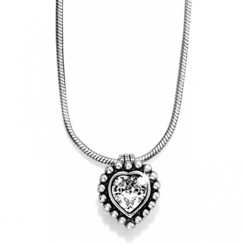 Brighton | Twinkle Heart Petite Necklace