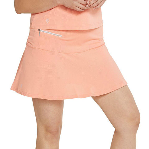 GGBlue Divine Melon Swing Skort - Gals on and off the Green