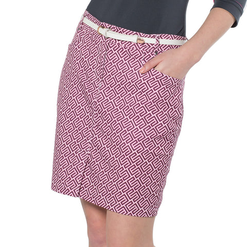GGBlue Cherry Picked Dunes Skort