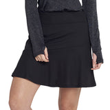 GG Blue Black Diamond Flounce Skort