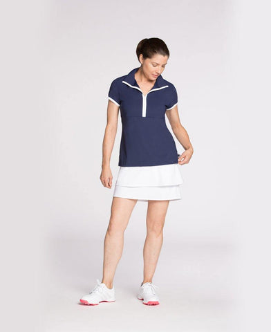 KINONA Anti-Polo Short Sleeve Golf Top