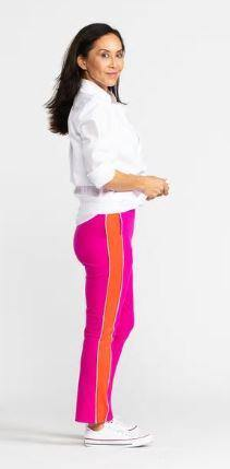 Kinona Lawai Smooth Your Waist Crop Golf Pant - Gals on and off the Green