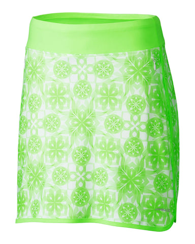 Cutter and Buck Eclipse ANNIKA Atmosphere Print Skort