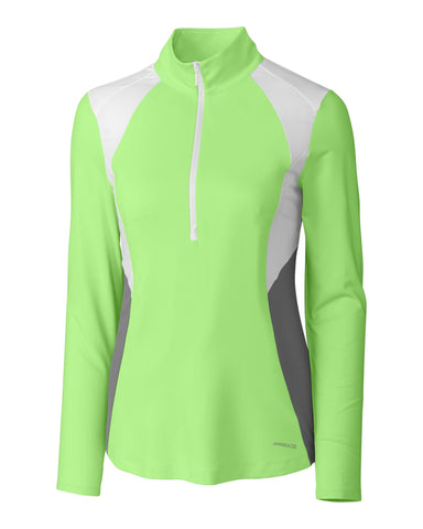 Cutter & Buck Eclipse ANNIKA Strategy 1/2 Zip