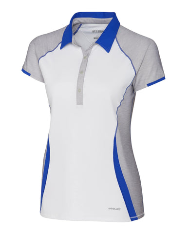 Cutter & Buck ANNIKA Hero Short Sleeve Drive Polo