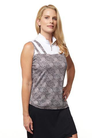 Sport Haley Bogota Lola Sleeveless Polo