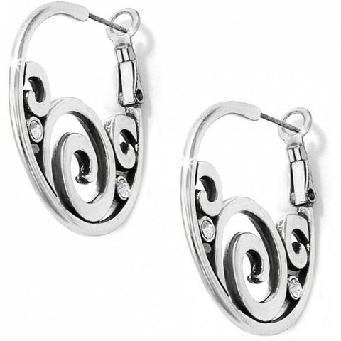 Brighton | London Groove Hoop Earrings