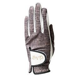 GloveIt Mixed Metal Golf Glove
