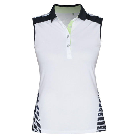 Nivo Escape Eileen Sleeveless Polo