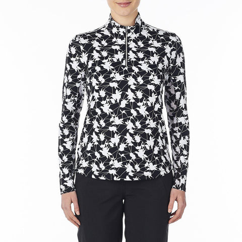 Nivo Rebel Lilo Mock Neck Long Sleeve