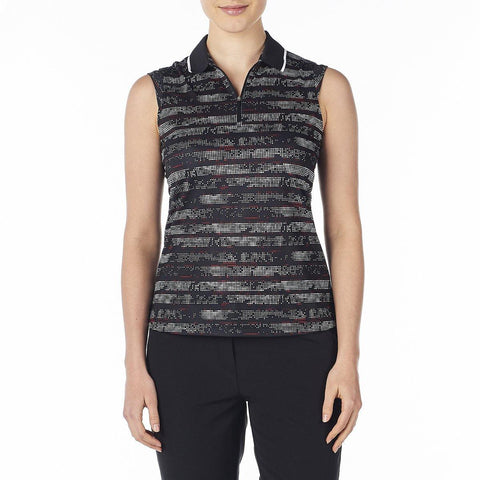 Nivo Rebel Raven Sleeveless Polo