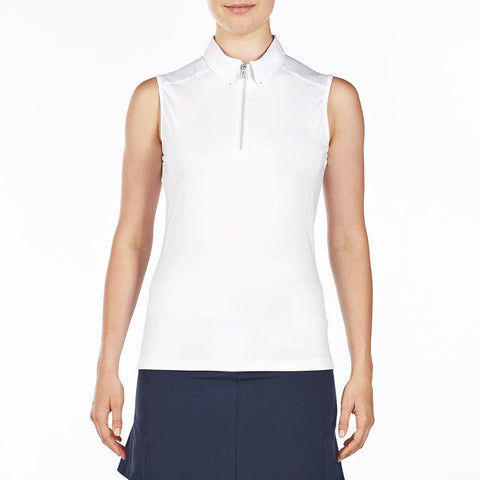 Nivo Awaken Ashley Sleeveless Polo
