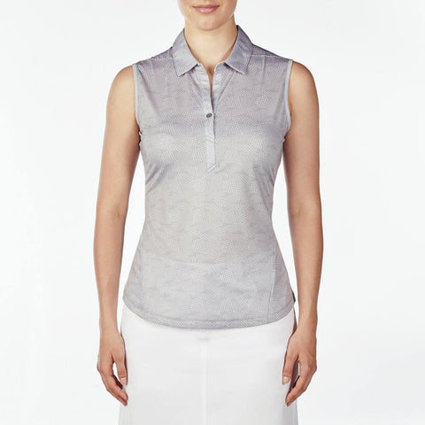 Nivo Glow Gillian Sleeveless Polo