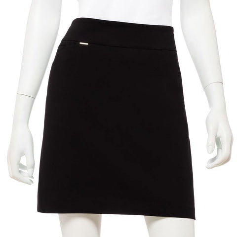 "EP Pro Essentials Bi-Stretch Pull On Skort (19"") - Gals on and off the Green"