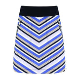 Daily Sports Divinity Icons Nelly Stripe Skort