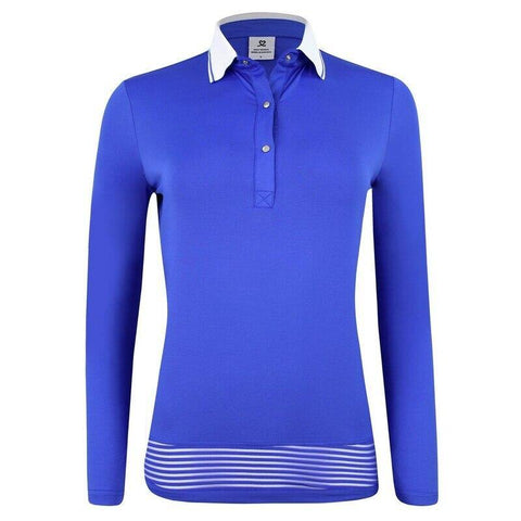 Daily Sports Divinity Icons Nilla Royal Blue Long Sleeve