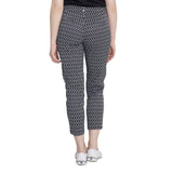 GG Blue Black Diamond Naya Ankle Pant