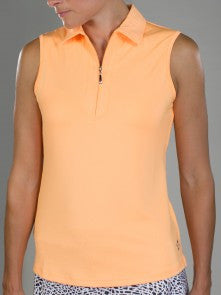 JoFit Sonoma Performance Sleeveless Polo