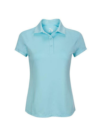 Swing Pretty Polo with Mesh (Multiple Colors) - Gals on and off the Green
