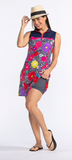 KINONA Sunny Days Sleeveless Golf Dress