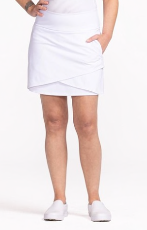 Kinona Core Basic Wrap It Up Skort (Multiple Colors)