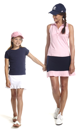 Golftini Girl Junior Tee