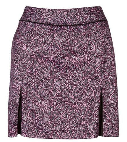 Greg Norman Monarchy Knit Pleat Skort