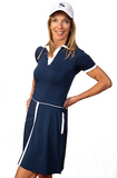 Scratch 70 Sheila Short Sleeve Golf Dress
