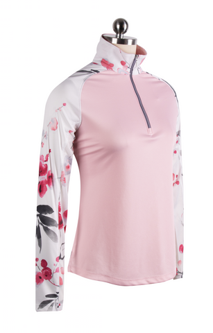 Bermuda Sands Calista Long Sleeve Pullover