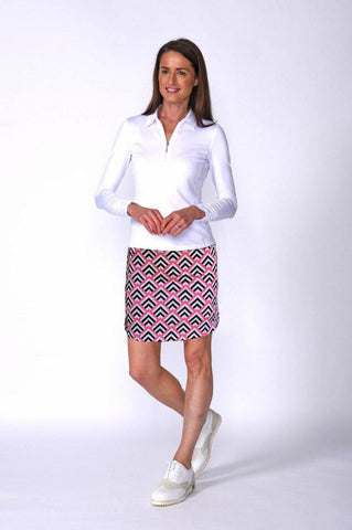 Golftini Sorry Pull-On Tech Skort