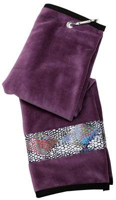 GloveIt 2020 Patina Diamond Towel