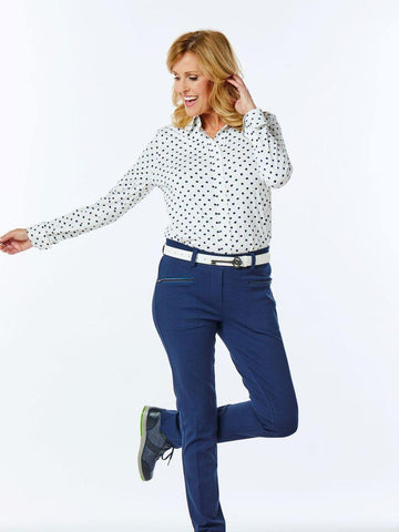 Belyn Key Nantucket Keystone Long Sleeve