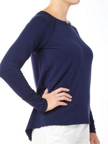 Belyn Key Oxford Pullover
