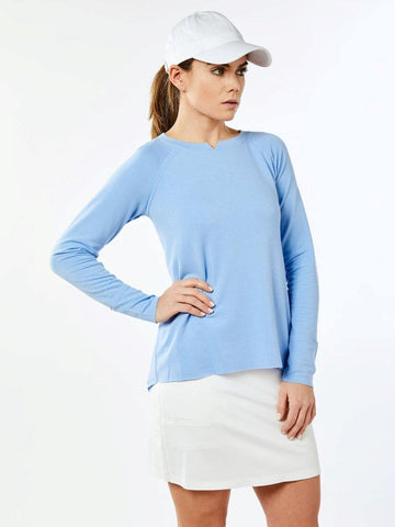 Belyn Key Carlisle Oxford Pullover